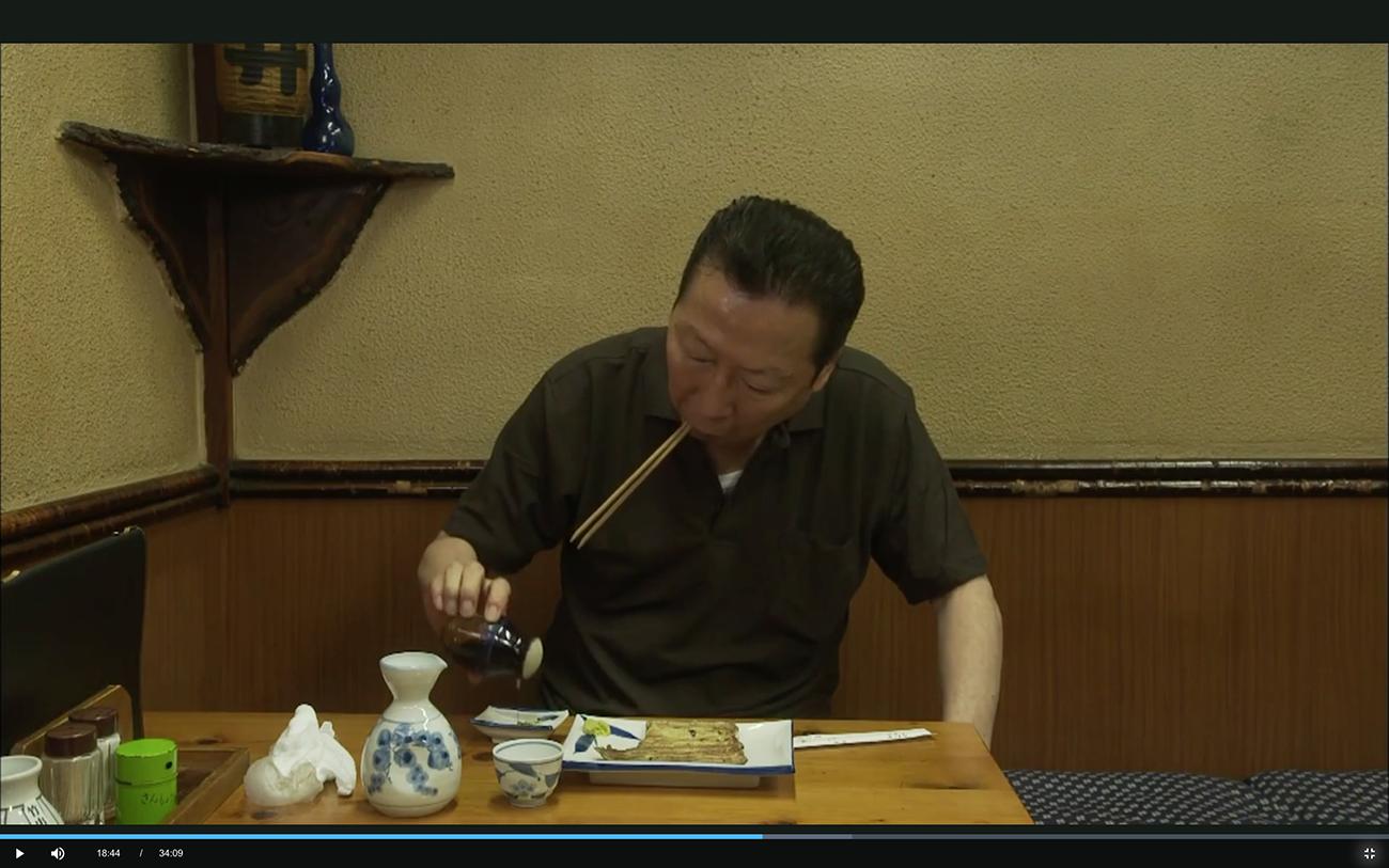 孤独のグルメ 第3シーズン1話「北区赤羽のほろほろ鳥とうな丼」石倉三郎